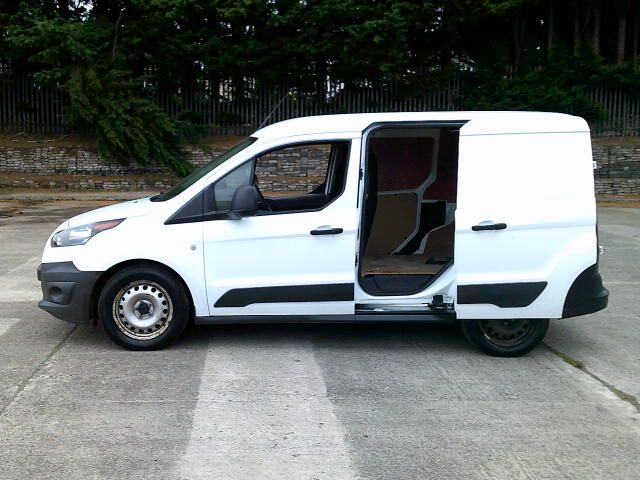 2018 Ford Transit Connect T200 L1 1.5 Tdci 75Ps Van (FH67WDK) Image 18
