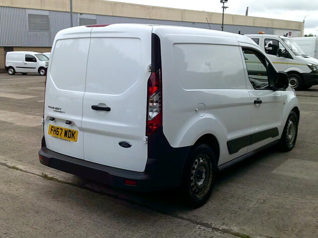 2018 Ford Transit Connect T200 L1 1.5 Tdci 75Ps Van (FH67WDK) Image 8
