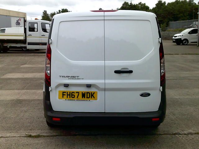 2018 Ford Transit Connect T200 L1 1.5 Tdci 75Ps Van (FH67WDK) Image 9