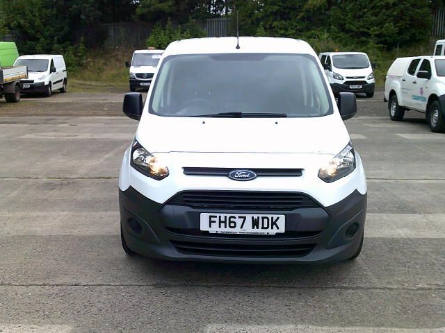 2018 Ford Transit Connect T200 L1 1.5 Tdci 75Ps Van (FH67WDK) Image 13