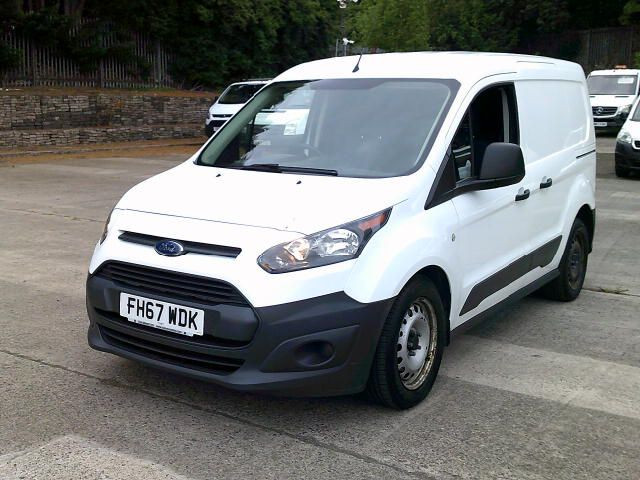 2018 Ford Transit Connect T200 L1 1.5 Tdci 75Ps Van (FH67WDK) Image 12