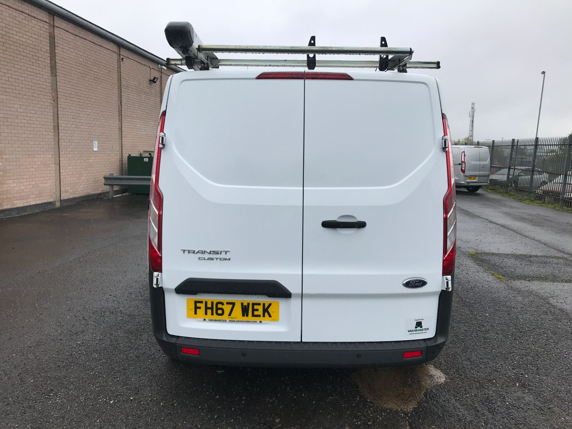 2018 Ford Transit Custom  290 L1 2.0TDCI 105PS LOW ROOF EURO 6 (FH67WEK) Image 20