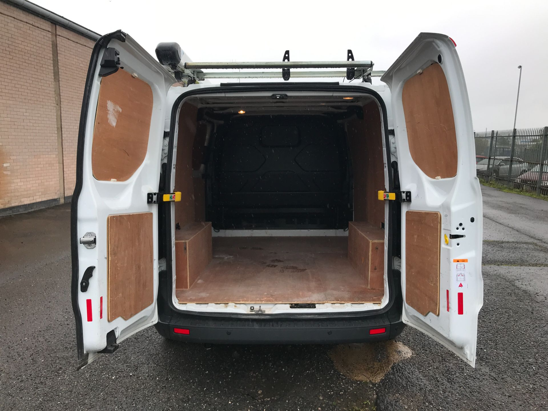 2018 Ford Transit Custom  290 L1 2.0TDCI 105PS LOW ROOF EURO 6 (FH67WEK) Image 21