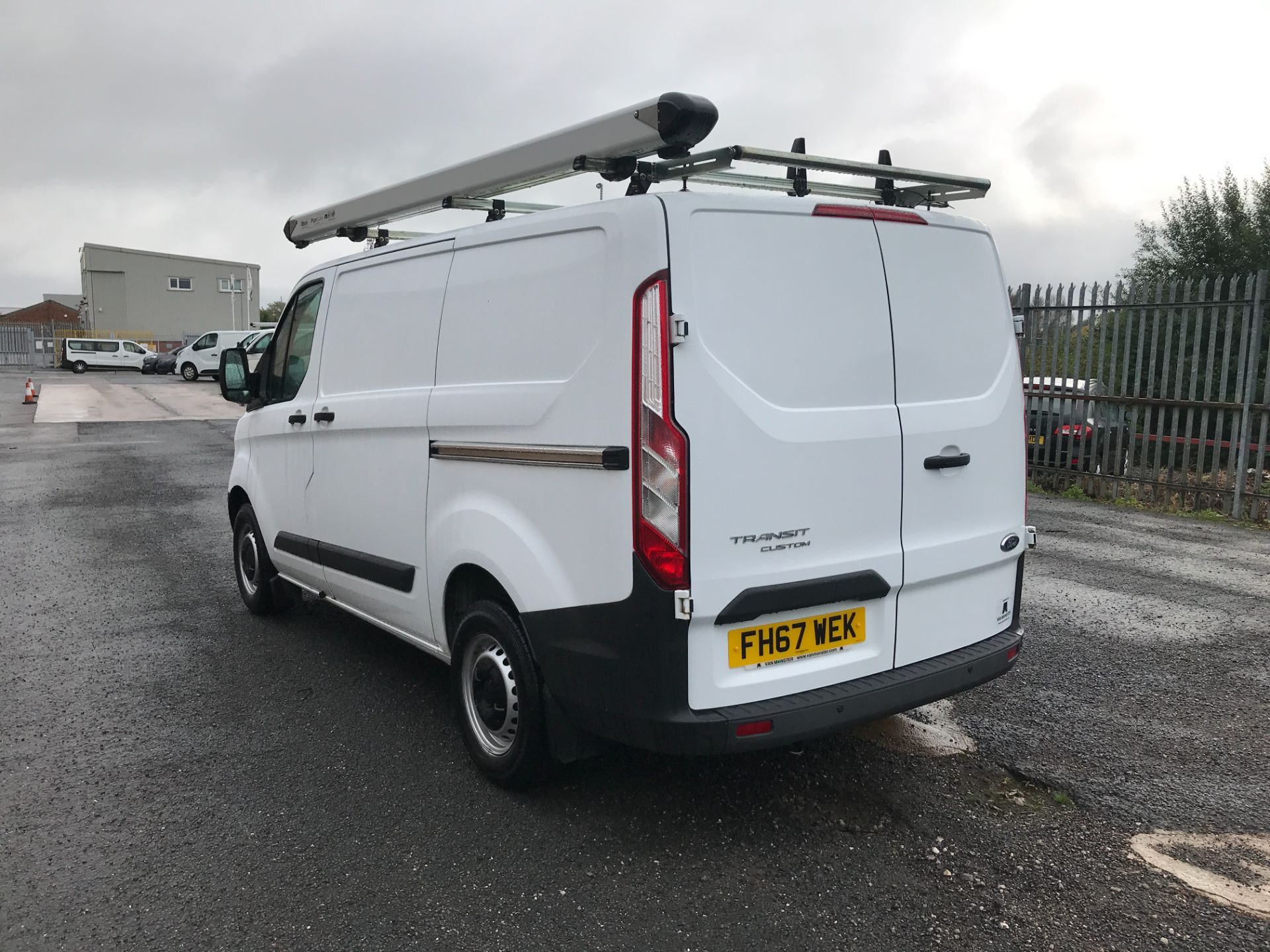 2018 Ford Transit Custom  290 L1 2.0TDCI 105PS LOW ROOF EURO 6 (FH67WEK) Image 4