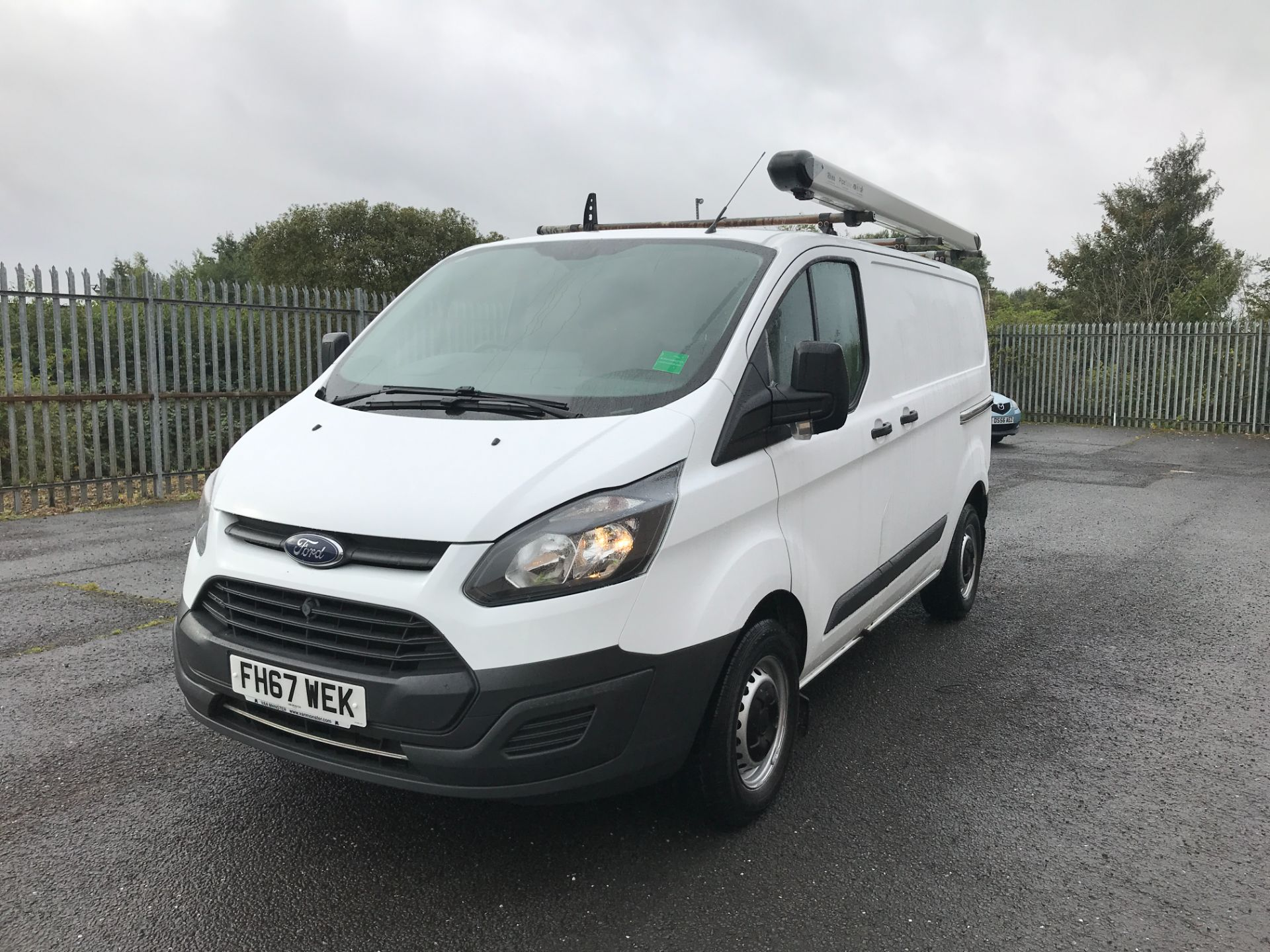 2018 Ford Transit Custom  290 L1 2.0TDCI 105PS LOW ROOF EURO 6 (FH67WEK) Image 2