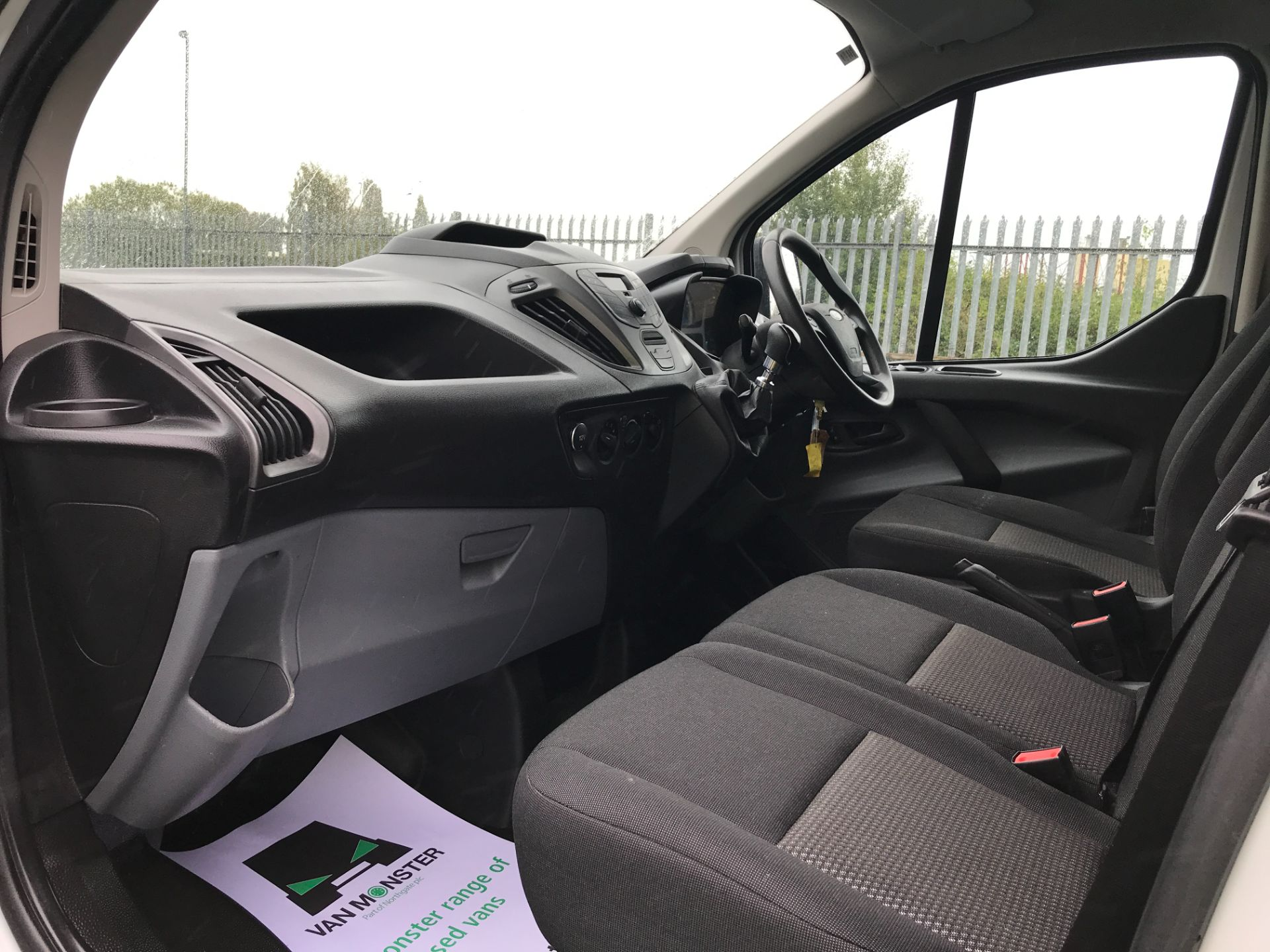 2018 Ford Transit Custom  290 L1 2.0TDCI 105PS LOW ROOF EURO 6 (FH67WEK) Image 18