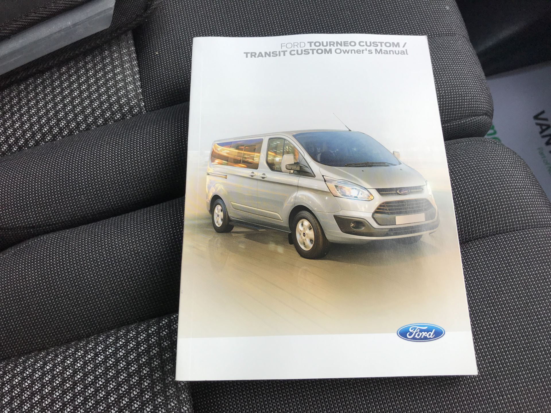2018 Ford Transit Custom  290 L1 2.0TDCI 105PS LOW ROOF EURO 6 (FH67WEK) Image 27
