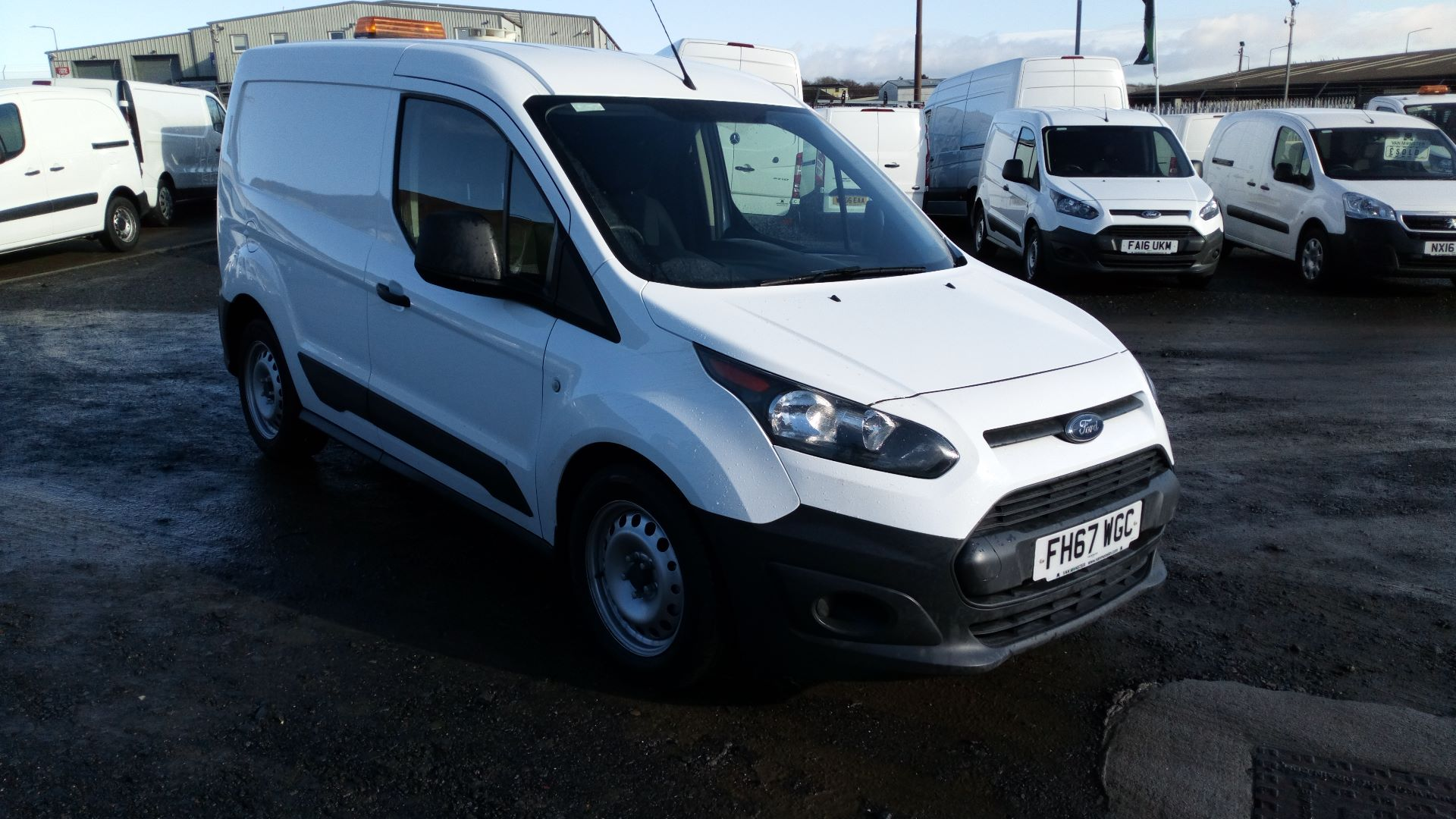 2018 Ford Transit Connect 1.5 Tdci 75Ps Van L1 (FH67WGC)