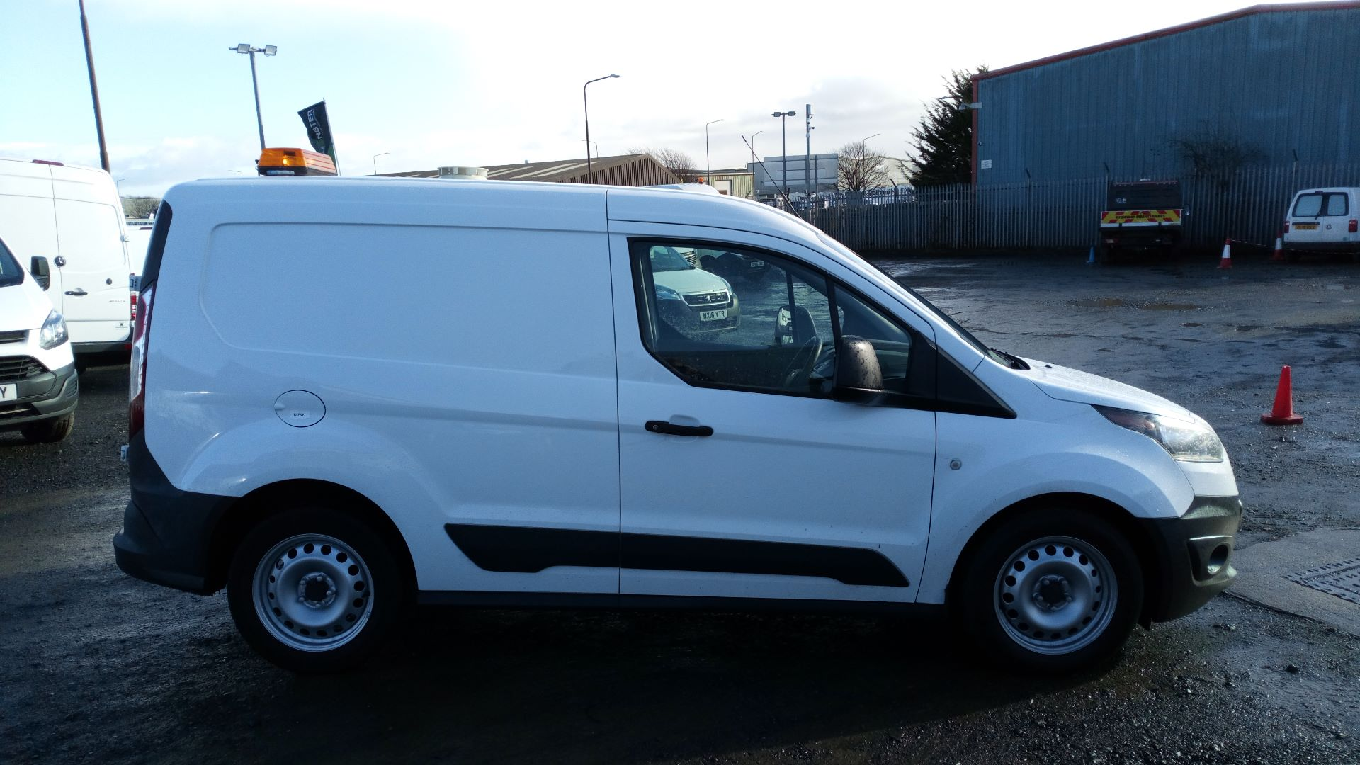 2018 Ford Transit Connect 1.5 Tdci 75Ps Van L1 (FH67WGC) Image 2