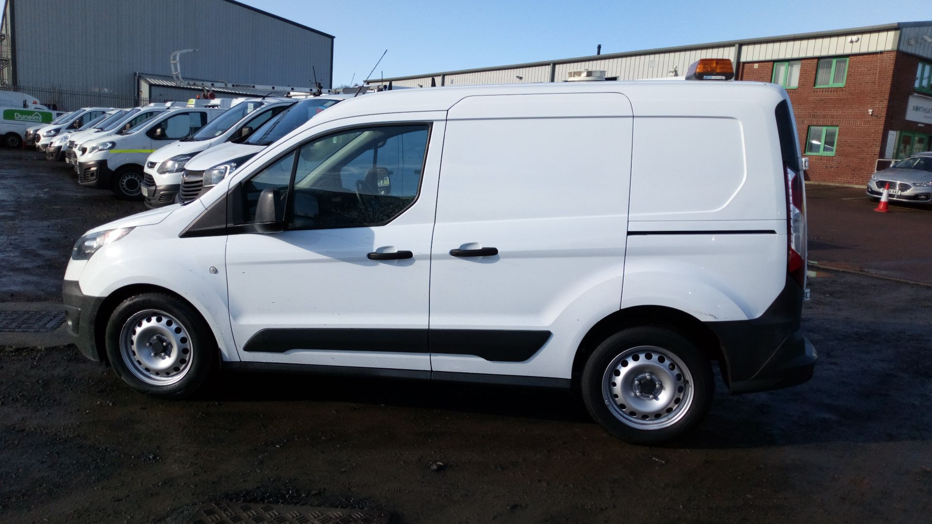 2018 Ford Transit Connect 1.5 Tdci 75Ps Van L1 (FH67WGC) Image 6