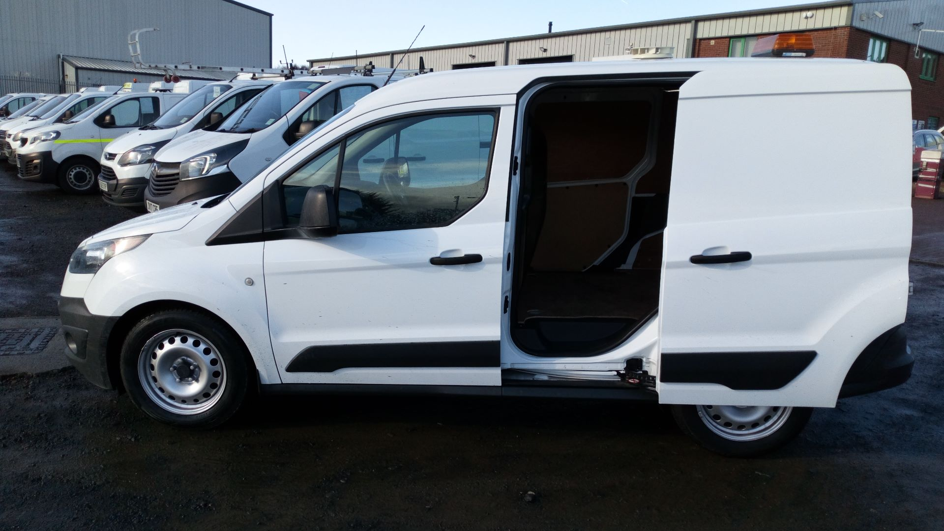 2018 Ford Transit Connect 1.5 Tdci 75Ps Van L1 (FH67WGC) Image 9