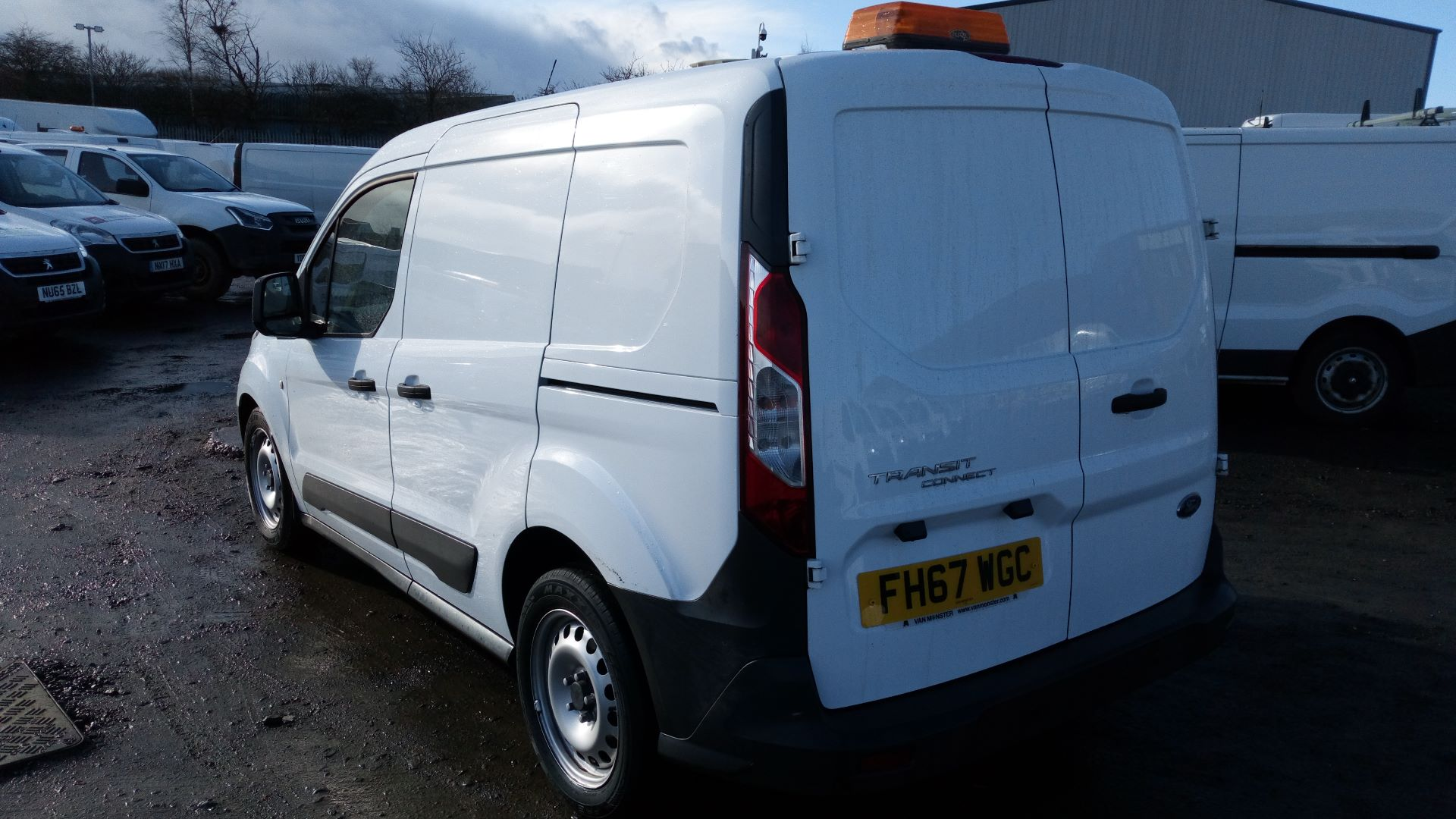 2018 Ford Transit Connect 1.5 Tdci 75Ps Van L1 (FH67WGC) Image 5