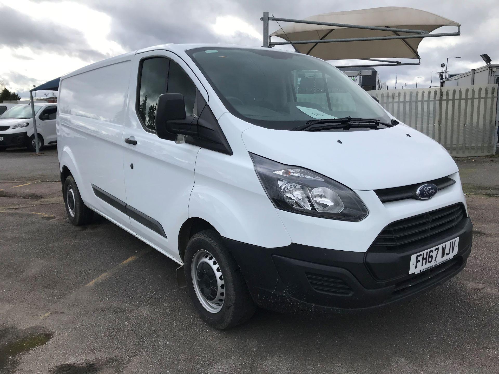 2018 Ford Transit Custom  290 L2 FWD 2.0 TDCI 105PS L/R EURO 6 (FH67WJV)