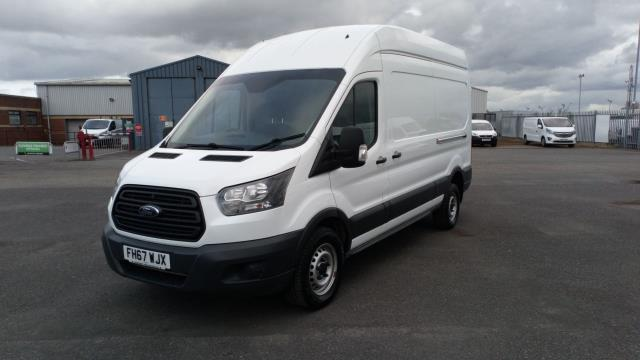 2018 Ford Transit 2.0 Tdci 130Ps H3 Van (FH67WJX) Image 3
