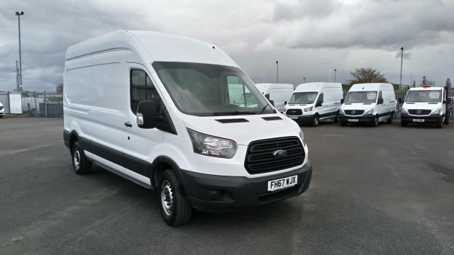2018 Ford Transit 2.0 Tdci 130Ps H3 Van (FH67WJX)