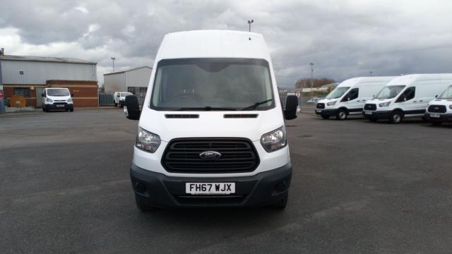 2018 Ford Transit 2.0 Tdci 130Ps H3 Van (FH67WJX) Image 2
