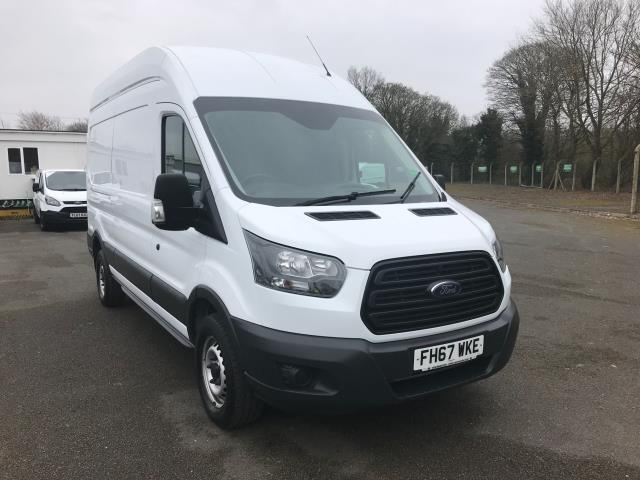 2018 Ford Transit L3 H3 VAN 130PS EURO 6 (FH67WKE) Image 1