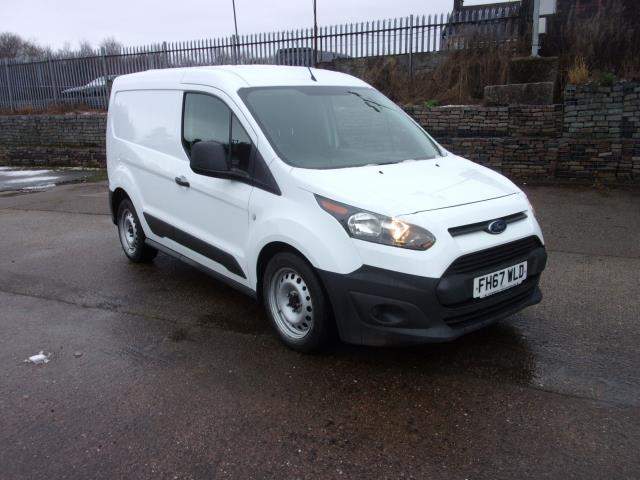 2018 Ford Transit Connect 1.5 Tdci 75Ps Van (FH67WLD) Image 1