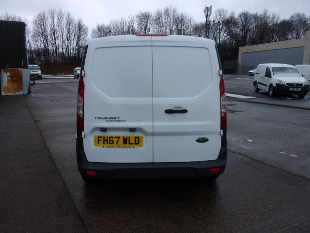 2018 Ford Transit Connect 1.5 Tdci 75Ps Van (FH67WLD) Image 10