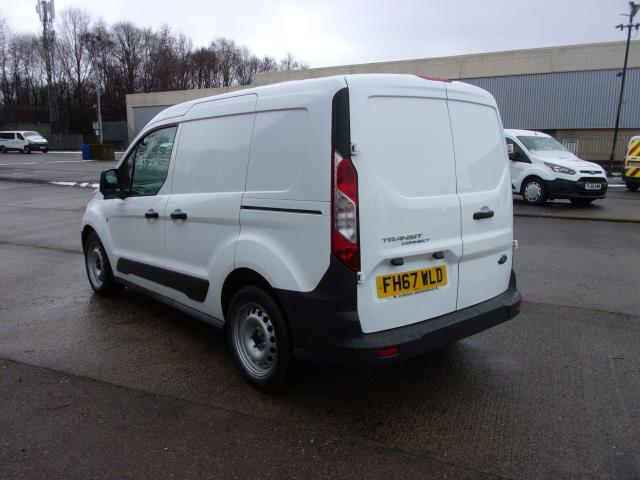 2018 Ford Transit Connect 1.5 Tdci 75Ps Van (FH67WLD) Image 11