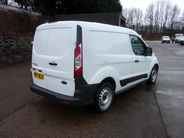 2018 Ford Transit Connect 1.5 Tdci 75Ps Van (FH67WLD) Thumbnail 9