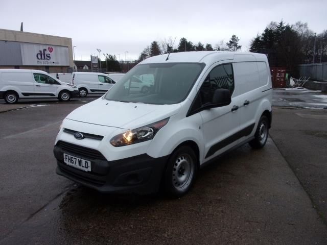 2018 Ford Transit Connect 1.5 Tdci 75Ps Van (FH67WLD) Image 14