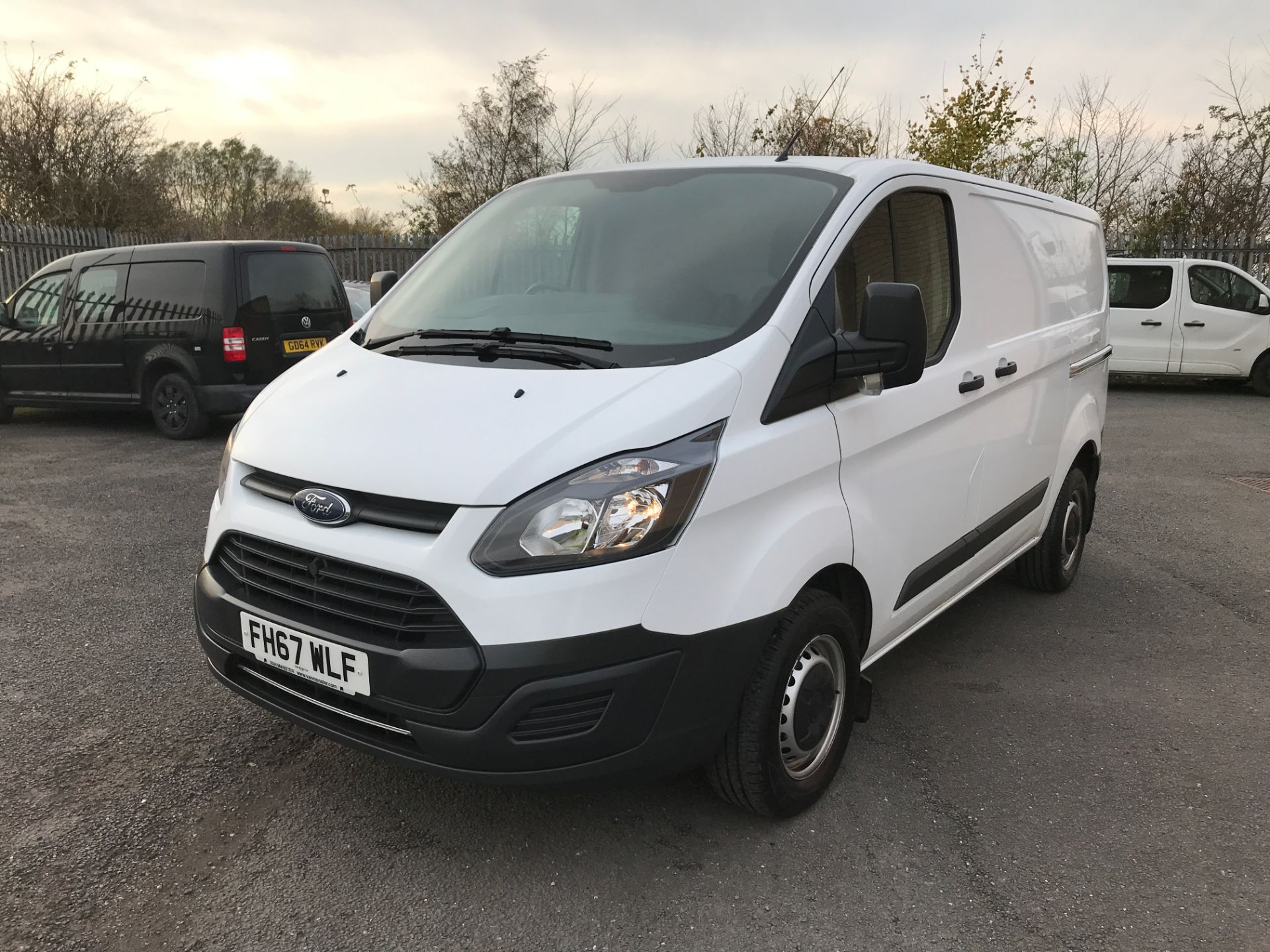 2018 Ford Transit Custom 290 L1 2.0TDCI 105PS LOW ROOF EURO 6 (FH67WLF) Image 13