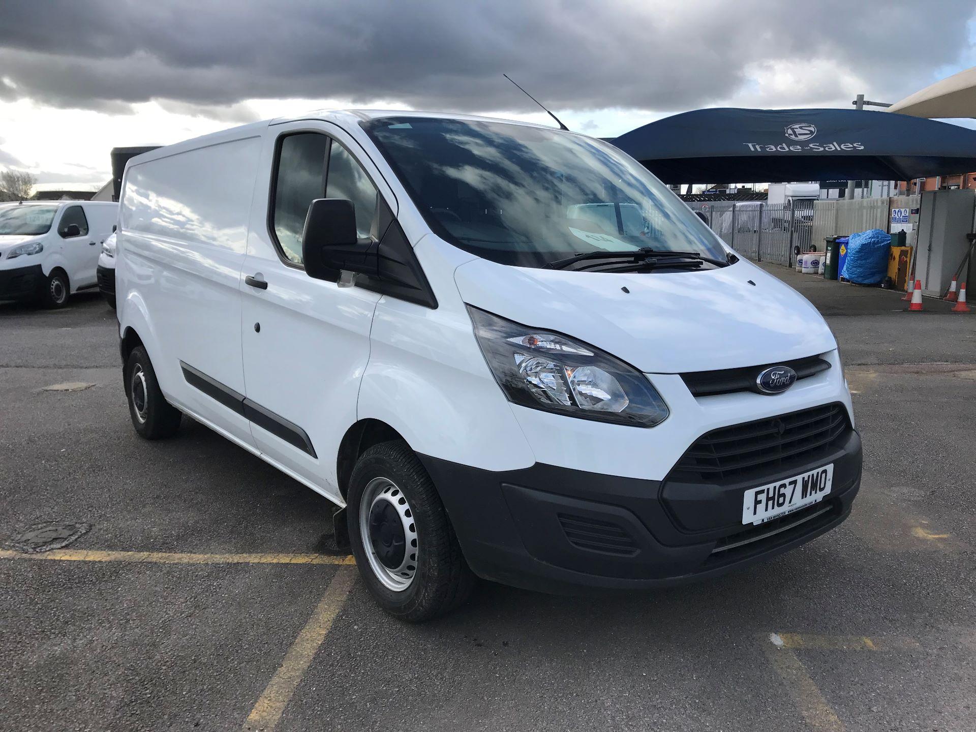 2018 Ford Transit Custom  290 L2 FWD 2.0 TDCI 105PS L/R EURO 6 (FH67WMO)