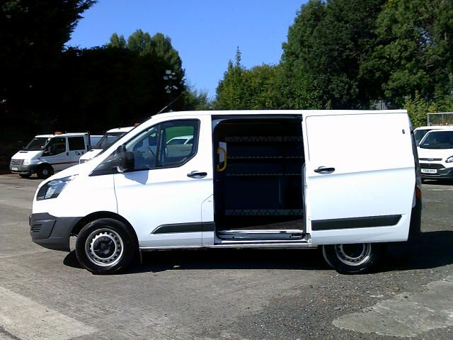 2018 Ford Transit Custom 340 2.0 Tdci 130Ps Low Roof Van (FH67WMW) Image 22
