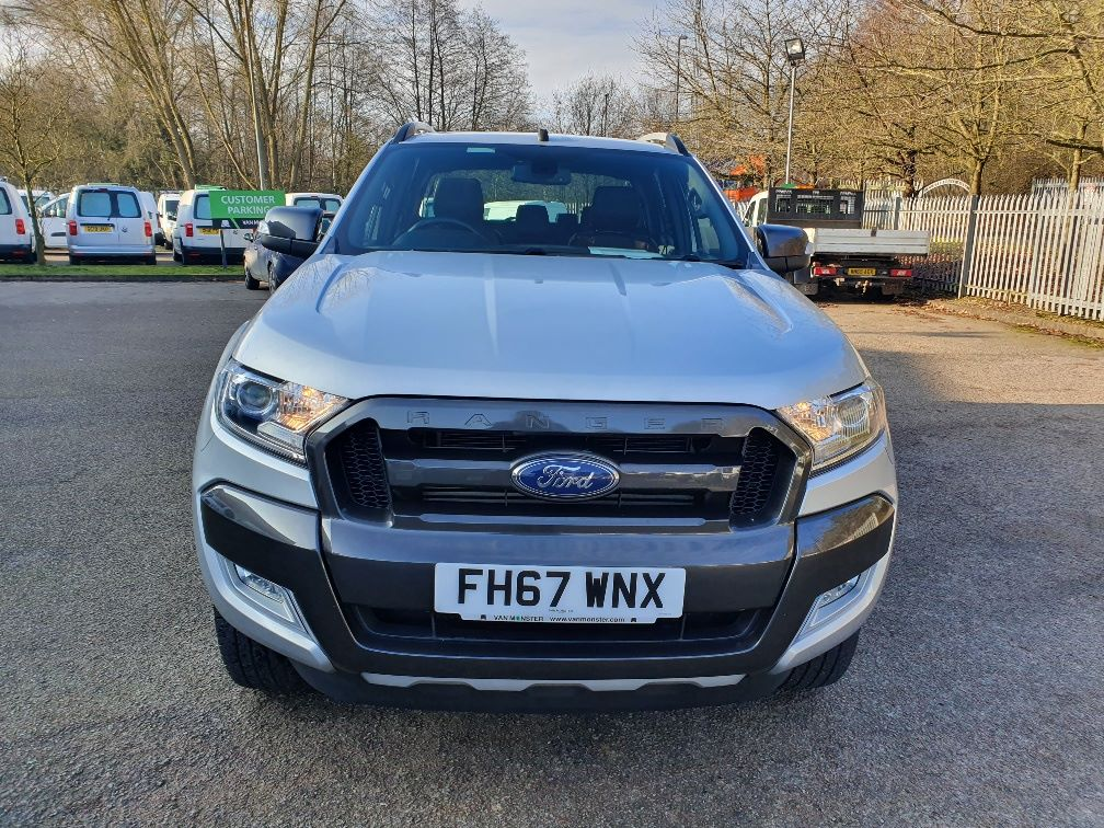 2018 Ford Ranger WILDTRAK 3.2 6 SPEED 200PS D/CAB 4*4 EURO 6 (FH67WNX) Image 2