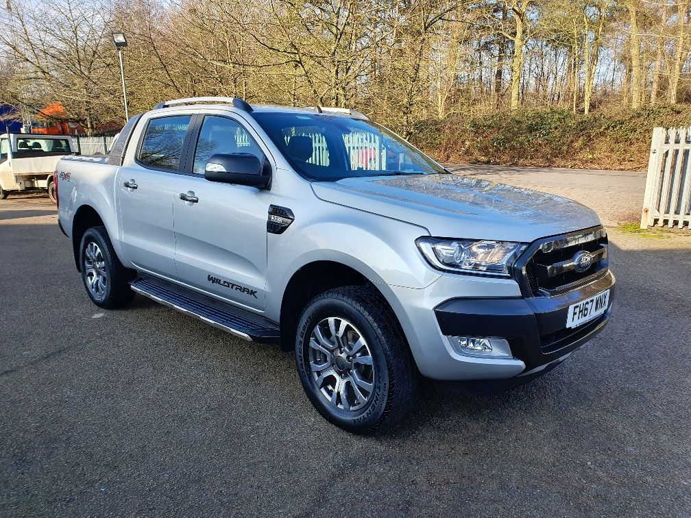 2018 Ford Ranger WILDTRAK 3.2 6 SPEED 200PS D/CAB 4*4 EURO 6 (FH67WNX)
