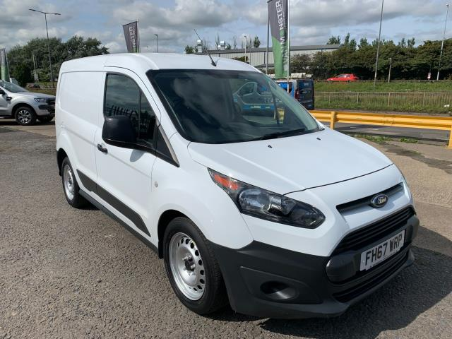 2018 Ford Transit Connect 200 L1 Diesel 1.5 TDCi 75PS Van EURO 6 *SPEED RESTRICTED @72MPH* (FH67WRP)