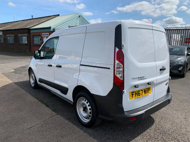 2018 Ford Transit Connect 200 L1 Diesel 1.5 TDCi 75PS Van EURO 6 *SPEED RESTRICTED @72MPH* (FH67WRP) Image 8