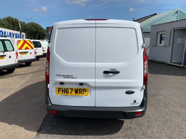 2018 Ford Transit Connect 200 L1 Diesel 1.5 TDCi 75PS Van EURO 6 *SPEED RESTRICTED @72MPH* (FH67WRP) Image 9