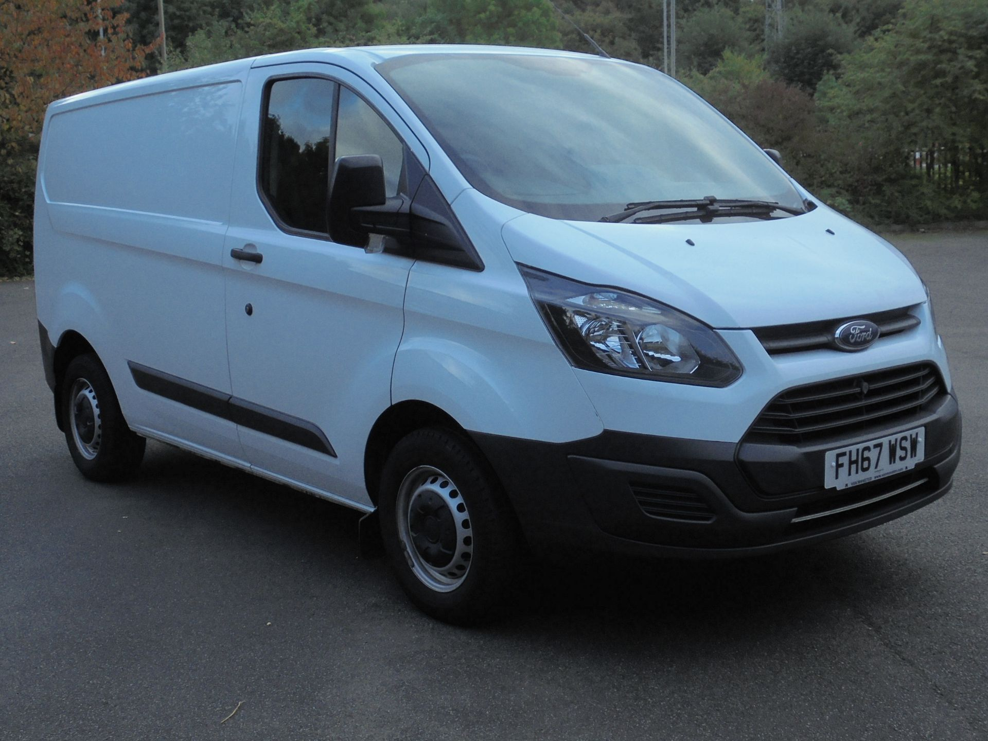 2018 Ford Transit Custom 2.0 Tdci 105Ps Low Roof Van (FH67WSW)
