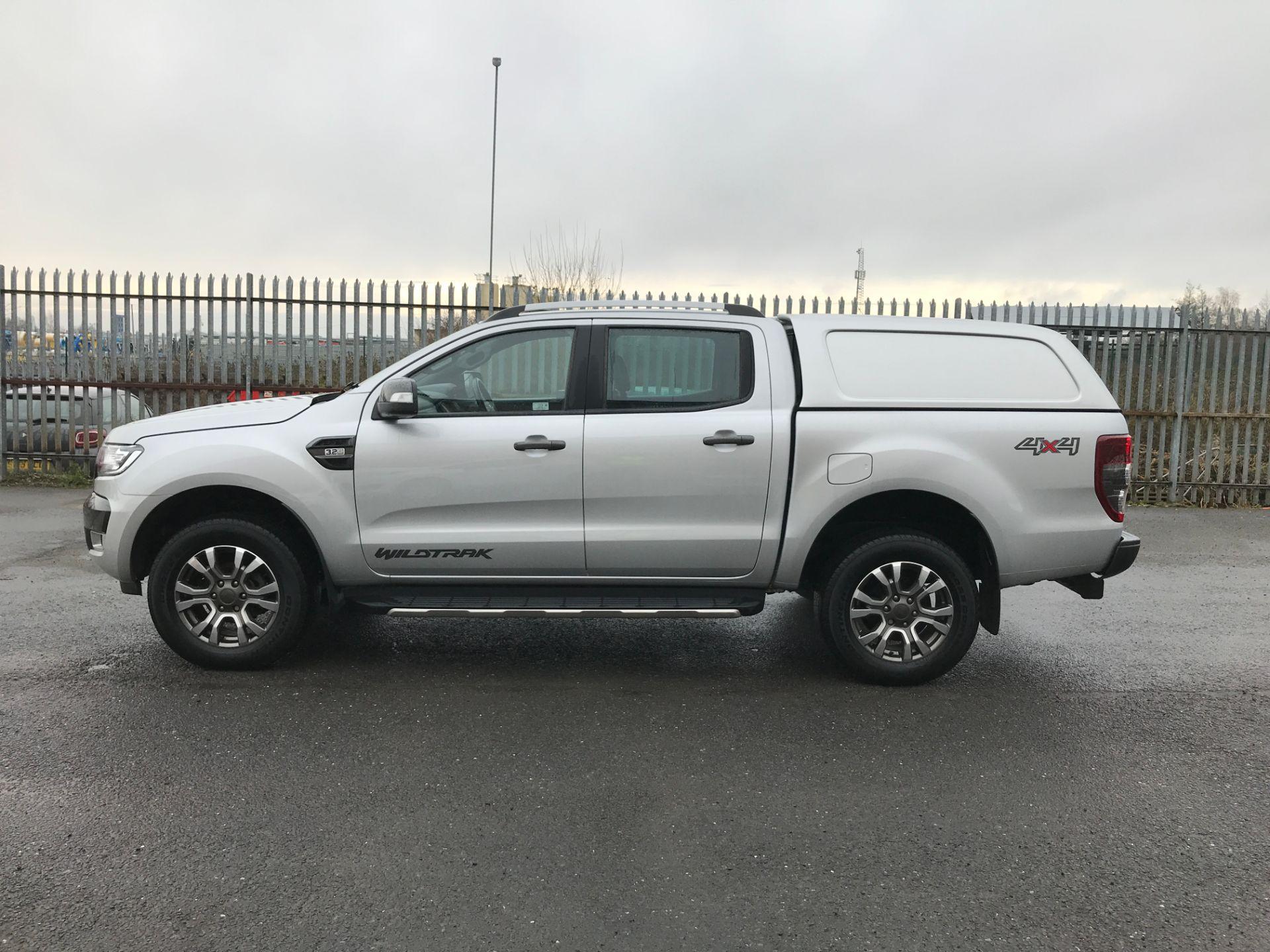 2018 Ford Ranger DOUBLE CAB 4X4 WILDTRAK 3.2TDI 200PS EURO 5 (FH67WTG) Image 10