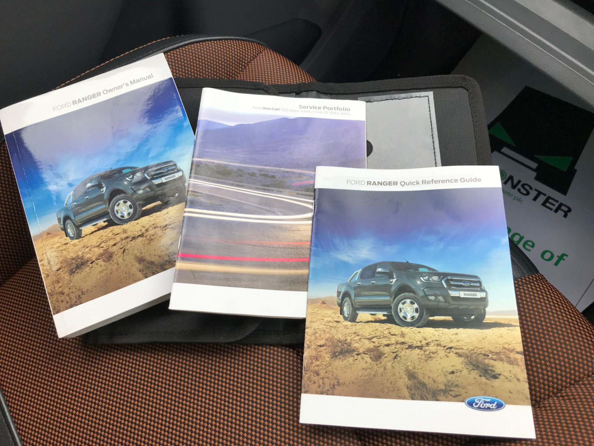 2018 Ford Ranger DOUBLE CAB 4X4 WILDTRAK 3.2TDI 200PS EURO 5 (FH67WTG) Image 36