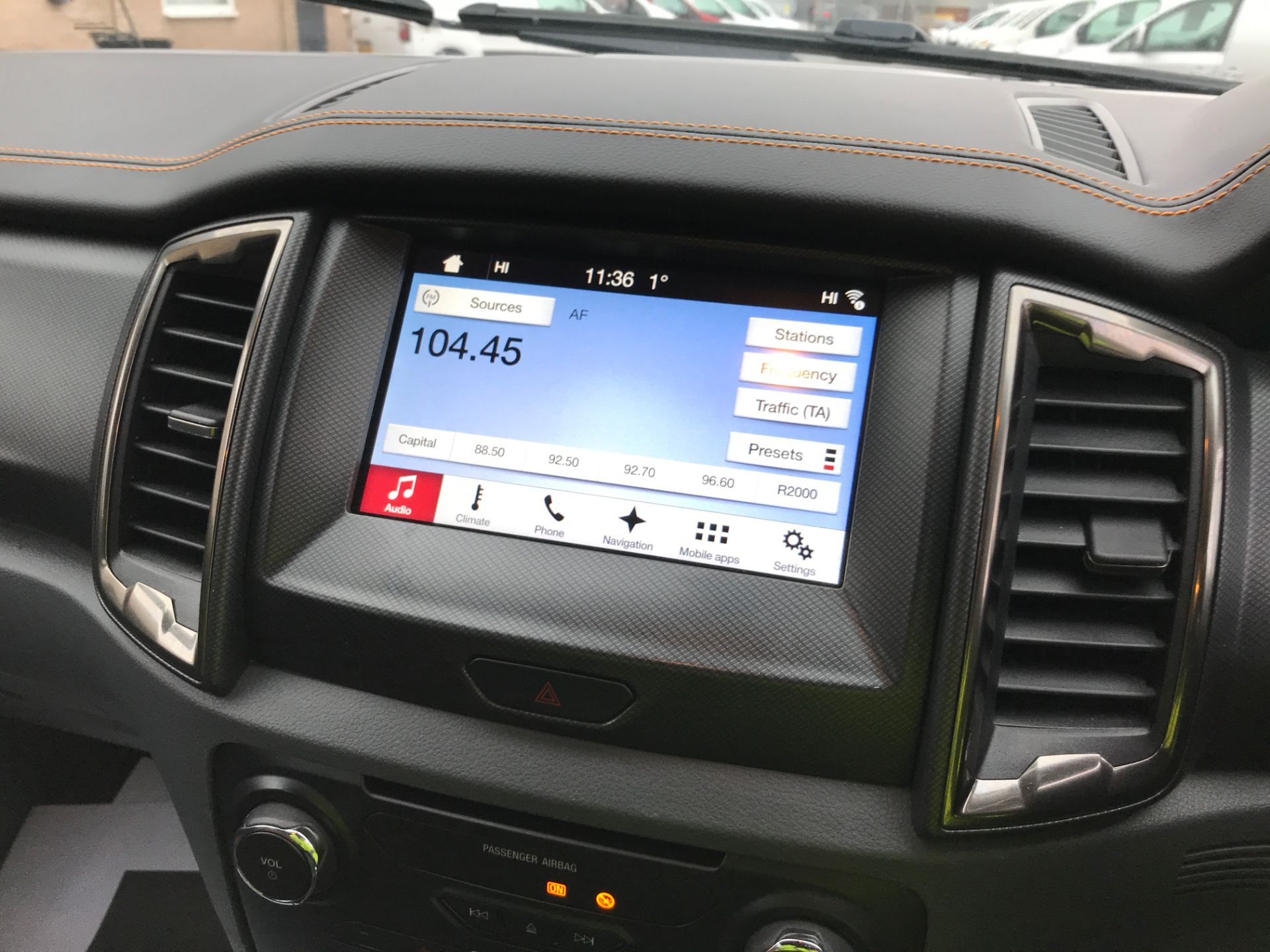 2018 Ford Ranger DOUBLE CAB 4X4 WILDTRAK 3.2TDI 200PS EURO 5 (FH67WTG) Image 3
