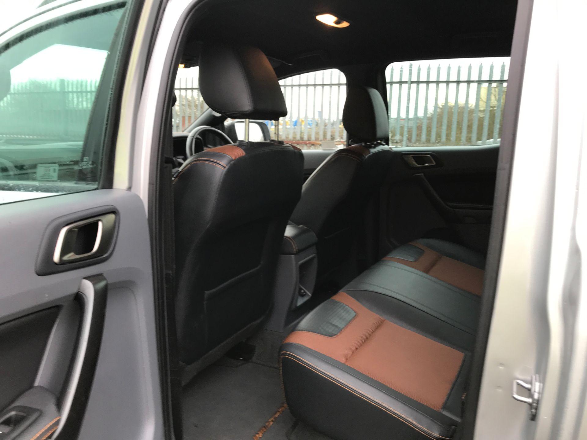 2018 Ford Ranger DOUBLE CAB 4X4 WILDTRAK 3.2TDI 200PS EURO 5 (FH67WTG) Image 17