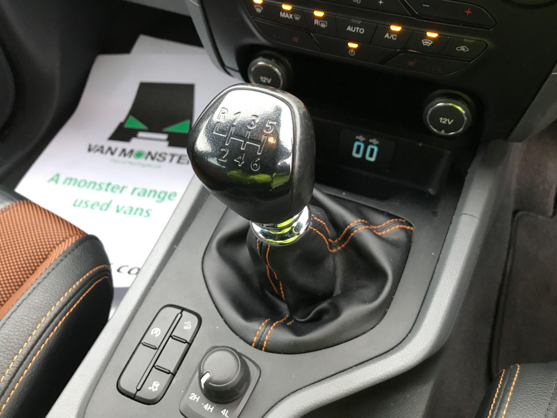 2018 Ford Ranger DOUBLE CAB 4X4 WILDTRAK 3.2TDI 200PS EURO 5 (FH67WTG) Image 4