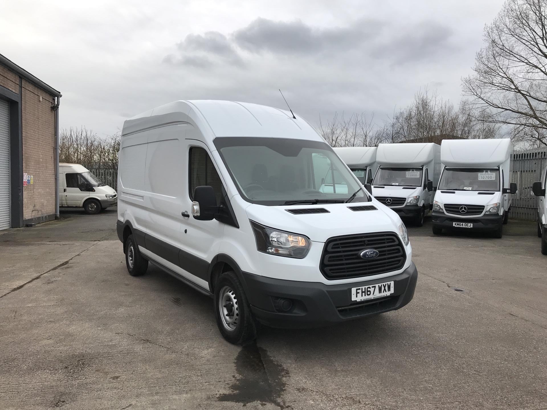 2018 Ford Transit T350  L3 H3 VAN 130PS EURO 6 (FH67WXW)