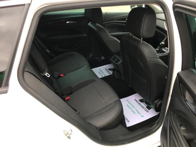 2018 Vauxhall Insignia 1.6 Turbo D Ecotec Sri Nav 5Dr (FJ18XSX) Image 38