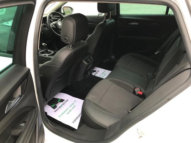 2018 Vauxhall Insignia 1.6 Turbo D Ecotec Sri Nav 5Dr (FJ18XSX) Image 35