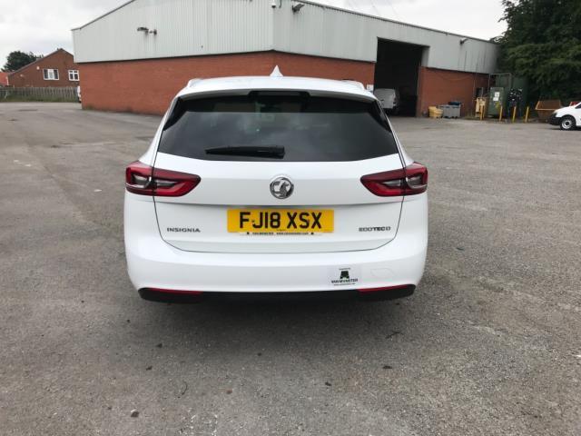 2018 Vauxhall Insignia 1.6 Turbo D Ecotec Sri Nav 5Dr (FJ18XSX) Image 6