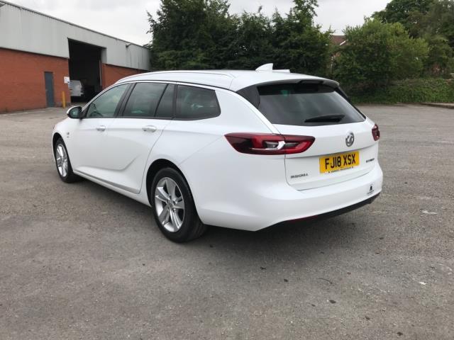 2018 Vauxhall Insignia 1.6 Turbo D Ecotec Sri Nav 5Dr (FJ18XSX) Image 5