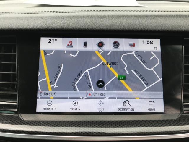 2018 Vauxhall Insignia 1.6 Turbo D Ecotec Sri Nav 5Dr (FJ18XSX) Image 23
