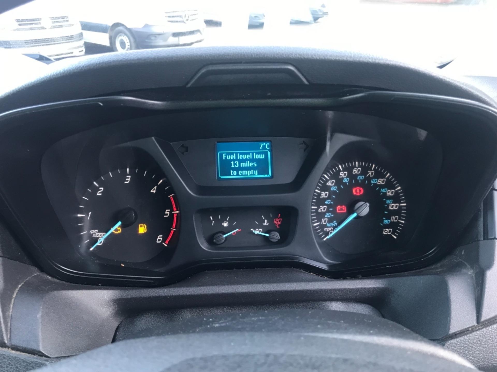 2018 Ford Transit T350 L3 2.0 Tdci 130Ps Double Cab Tipper EURO 6 (FJ68OTZ) Image 10