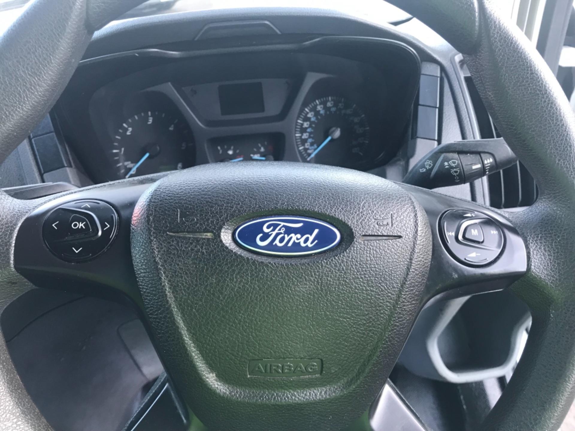 2018 Ford Transit T350 L3 2.0 Tdci 130Ps Double Cab Tipper EURO 6 (FJ68OTZ) Image 9