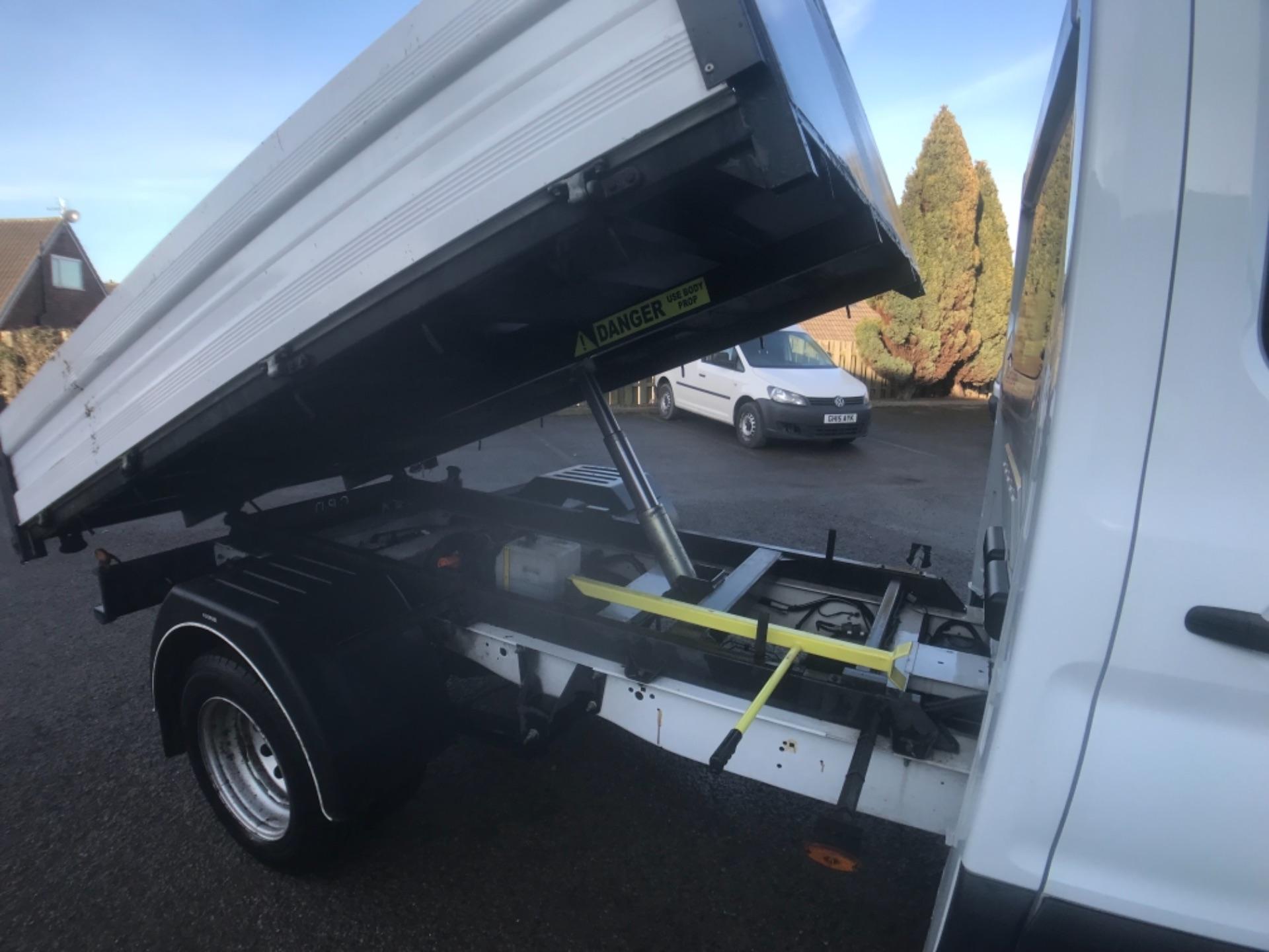 2018 Ford Transit T350 L3 2.0 Tdci 130Ps Double Cab Tipper EURO 6 (FJ68OTZ) Image 20