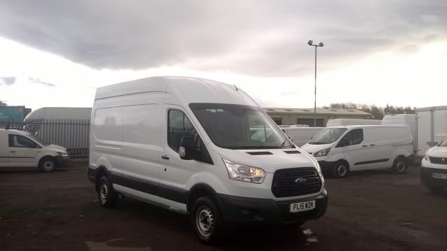 2015 Ford Transit 350 L3 H3 VAN 125PS EURO 5 (FL15WZN)